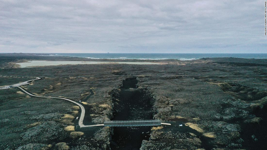 17,000 earthquakes hit Iceland in the past week
