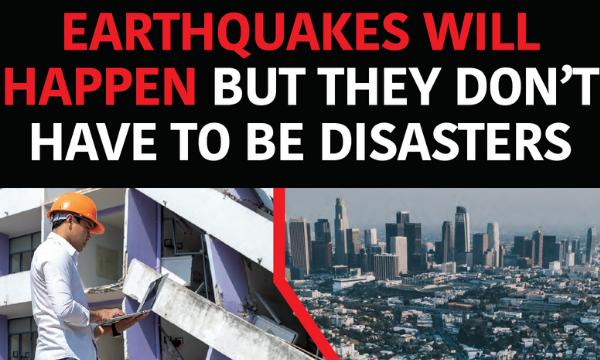Earthquake Retrofits, Liability and Resilience Subject of Webinar