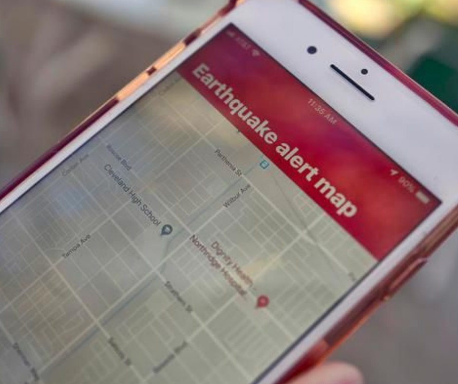 Earthquake early warning system now covers West Coast