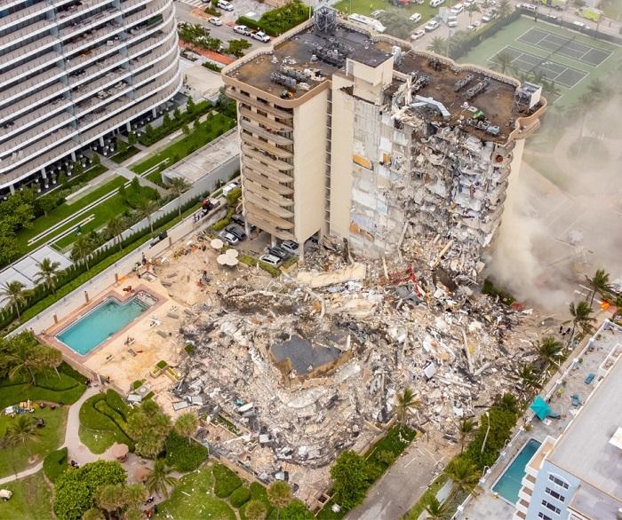 Florida tragedy underscores threat of building vulnerability