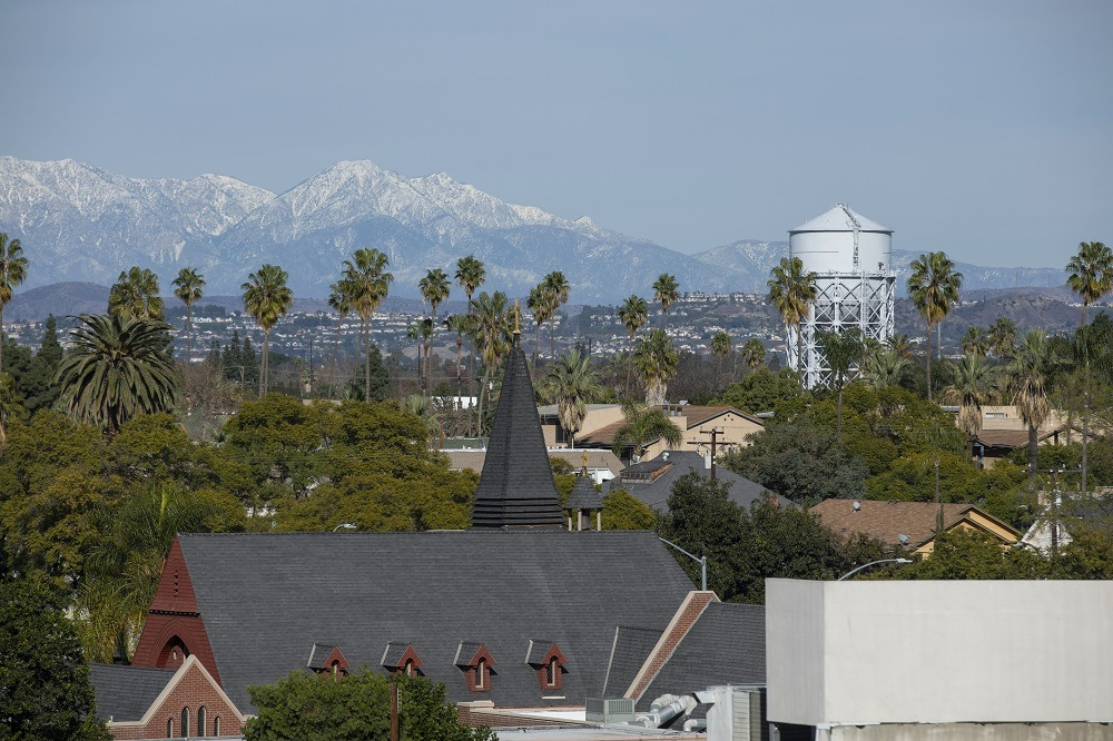 Is a deadly fault lurking underneath Orange County's mountains?